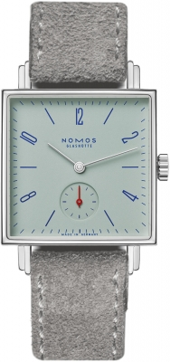 Nomos Glashutte Tetra 29.5mm Square 495 watch