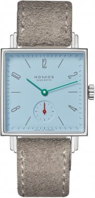 Nomos Glashutte Tetra 29.5mm Square 496 watch