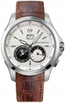 Girard Perregaux Traveller Large Date Moonphases GMT 49655-11-132-bb6a watch