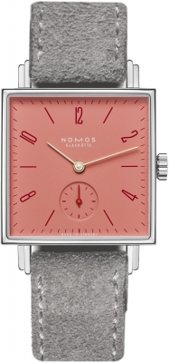 Nomos Glashutte Tetra 29.5mm Square 498 watch