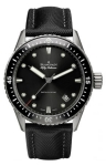 Blancpain Fifty Fathoms Bathyscaphe Automatic 43mm 5000-1230-b52a watch