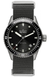 Blancpain Fifty Fathoms Bathyscaphe Automatic 43mm 5000-1230-naba watch