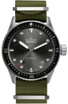 Blancpain Fifty Fathoms Bathyscaphe Automatic 43mm 5000-1230-naka watch