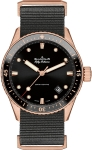 Blancpain Fifty Fathoms Bathyscaphe Automatic 43mm 5000-36s30-naba watch