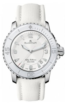 Blancpain Fifty Fathoms Automatic Mens watch, model number - 5015-1127-52a, discount price of £9,205.00 from The Watch Source