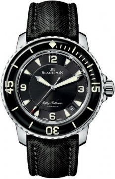 Blancpain Fifty Fathoms Automatic Mens watch, model number - 5015-1130-52, discount price of £8,245.00 from The Watch Source