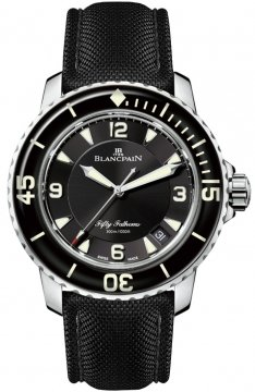 Blancpain Fifty Fathoms Automatic Mens watch, model number - 5015-1130-52b, discount price of £8,840.00 from The Watch Source