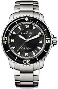 Blancpain Fifty Fathoms Automatic Mens watch, model number - 5015-1130-71, discount price of £10,157.00 from The Watch Source