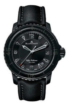 Blancpain Fifty Fathoms Automatic Mens watch, model number - 5015-11c30-52, discount price of £9,503.00 from The Watch Source