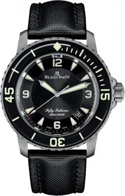 Blancpain Fifty Fathoms Automatic 5015-12b30-b52a watch