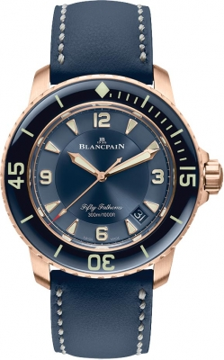 Blancpain Fifty Fathoms Automatic 5015-3603c-63b watch