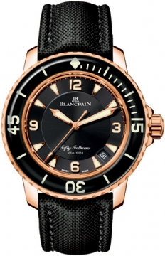 Blancpain Fifty Fathoms Automatic Mens watch, model number - 5015-3630-52, discount price of £17,824.00 from The Watch Source