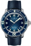 Blancpain Fifty Fathoms Automatic 5015d-1140-52b watch