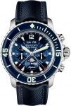 Blancpain Fifty Fathoms Complete Calendar Flyback Chronograph 5066f-1140-52b watch