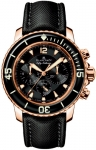 Blancpain Fifty Fathoms Flyback Chronograph 5085F-3630-52 watch