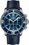 Blancpain Fifty Fathoms Flyback Chronograph 5085FB-1140-52b watch