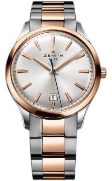 Zenith Captain Central Second 51.2020.670/01.m2020 watch