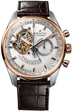 Zenith Chronomaster Open Power Reserve Mens watch, model number - 51.2080.4021/01.c494, discount price of £7,085.00 from The Watch Source
