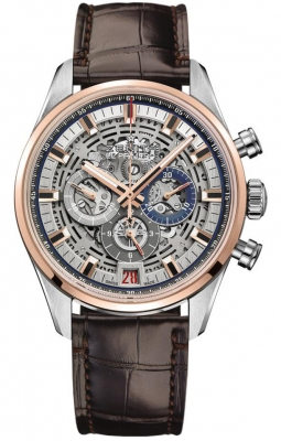 Zenith Chronomaster El Primero Full Open 42mm 51.2081.400/78.c810 watch