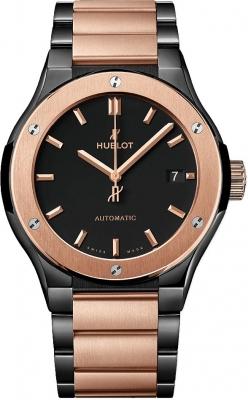 Hublot Classic Fusion Automatic 45mm 510.co.1180.co watch