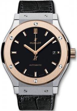 Hublot Classic Fusion Automatic 45mm 511.no.1181.lr watch
