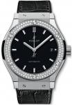 Hublot Classic Fusion Automatic Titanium 45mm 511.nx.1171.lr.1104 watch