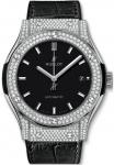 Hublot Classic Fusion Automatic Titanium 45mm 511.nx.1171.lr.1704 watch