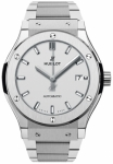 Hublot Classic Fusion Automatic Titanium 45mm 511.nx.2611.nx watch