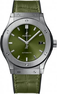 Hublot Classic Fusion Automatic 45mm 511.nx.8970.lr watch