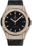 Hublot Classic Fusion Automatic Gold 45mm 511.ox.1181.lr.1704 watch