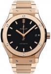 Hublot Classic Fusion Automatic Gold 45mm 511.ox.1181.ox watch