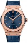 Hublot Classic Fusion Automatic Gold 45mm 511.ox.7180.lr watch