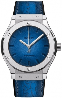 Hublot Classic Fusion Automatic 45mm 511.NX.050B.VR.BER16 watch
