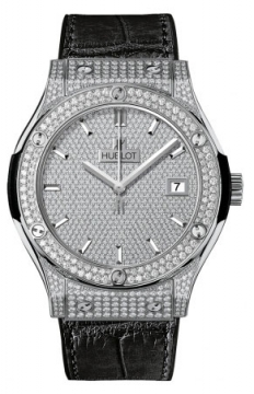 Hublot Classic Fusion Automatic Titanium 45mm Mens watch, model number - 511.nx.9010.lr.1704, discount price of £24,000.00 from The Watch Source