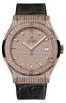 Hublot Classic Fusion Automatic Gold 45mm 511.ox.9010.lr.1704 watch
