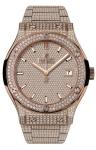 Hublot Classic Fusion Automatic Gold 45mm 511.ox.9010.ox.3704 watch