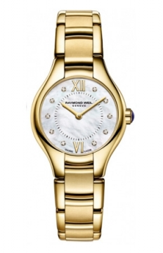 Raymond Weil Noemia Ladies watch, model number - 5124-p-00985, discount price of £930.00 from The Watch Source