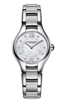 Raymond Weil Noemia Ladies watch, model number - 5124-st-00985, discount price of £760.00 from The Watch Source