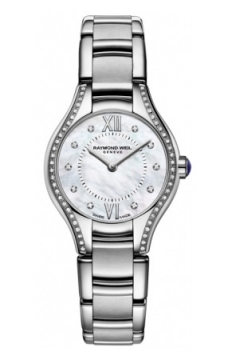 Raymond Weil Noemia Ladies watch, model number - 5124-sts-00985, discount price of £1,100.00 from The Watch Source