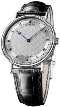 Breguet Classique Automatic Ultra Slim 38mm Mens watch, model number - 5157bb/11/9v6, discount price of £11,390.00 from The Watch Source