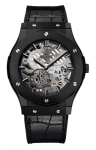 Hublot Classic Fusion Classico Ultra Thin Skeleton Ceramic 45mm 515.cm.0140.lr watch