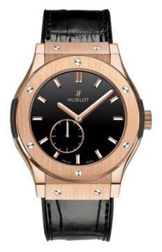 Hublot Classic Fusion Classico Ultra Thin 45mm Mens watch, model number - 515.ox.1280.lr, discount price of £17,320.00 from The Watch Source