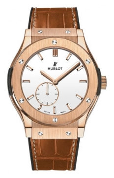 Hublot Classic Fusion Classico Ultra Thin 45mm Mens watch, model number - 515.ox.2210.lr, discount price of £17,320.00 from The Watch Source