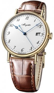 Breguet Classique Automatic - Mens Mens watch, model number - 5177ba/29/9v6, discount price of £13,770.00 from The Watch Source