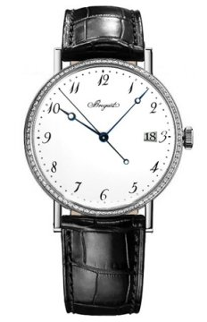 Breguet Classique Automatic 38mm Mens watch, model number - 5178bb/29/9v6.d000, discount price of £16,360.00 from The Watch Source