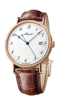 Breguet Classique Automatic - Mens Mens watch, model number - 5178br/29/9v6.d000, discount price of £16,240.00 from The Watch Source
