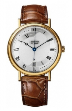 Breguet Classique Automatic - Mens Mens watch, model number - 5197ba/15/986, discount price of £15,200.00 from The Watch Source