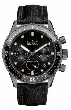 Blancpain Fifty Fathoms Bathyscaphe Flyback Chronograph 43mm 5200-0130-b52a watch