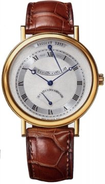 Breguet Classique Retrograde Seconds Mens watch, model number - 5207ba/12/9v6, discount price of £13,600.00 from The Watch Source