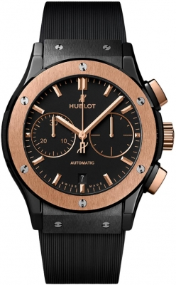 Hublot Classic Fusion Chronograph 45mm 521.co.1181.rx watch